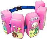 Pi-Pe Cinturón flotador para niños-Flotador Ideal para aprender y toben-5Bloques...