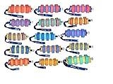Babysplash - Flotador de tipo burbuja (cinturón de 60 cm ajustable) Adecuado para clases de...