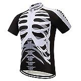 Moxilyn Camisetas de Ciclismo para Hombre, Camiseta Corta, Top de Ciclismo, Jerseys de Ciclismo, Ropa de Ciclismo,...