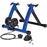 Ultrasport Rodillo para bicicleta con y sin cierre rápido, carga máxima 100 kg; el rodillo de bicicleta permite...