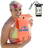 New Wave Swim Buoy - Boya Natación - La boya para Nadadores y triatletas de Aguas Abiertas para Entrenamiento o...