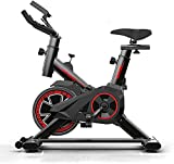 Zzxxo Bicicleta estática de Spinning Deportiva para Estudio,Cardiovascular, Ciclismo, hogar, Gimnasio, Monitor...