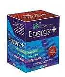 bio3 Energy + Gel Energético - Ginseng, Guaraná, Polisacáridos superiores, Vitaminas C, B1, B2, B3 y B6 - Gel...