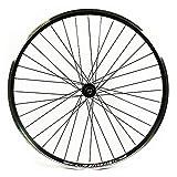 Wilkinson Hybrid Double Wall - Llanta para Bicicletas, Color Negro, Talla 700 C