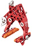KCNC CB4 Hill Calipers Brake Road Brake Front and Rear Set Bike Red 220g by KCNC