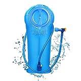 Unigear Bolsa De Agua para Mochila Hidratación 2/2.5/3L Depósito De Dgua Portátil TPU Libre de BPA Tubo...