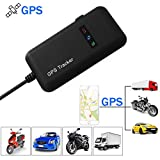 XCSOURCE localizador vehículo en tiempo real–Localizador GPS/GSM/GPRS/SMS Localizador sistema antirrobo...