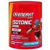 ENERVIT SPORT Isotonic Drink - Bebida isotónica en polvo de electrolitos para deportes de resistencia, bebida...