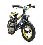 BIKESTAR Bicicleta Infantil para niños y niñas a Partir de 3 años | Bici de montaña 12 Pulgadas con Frenos |...