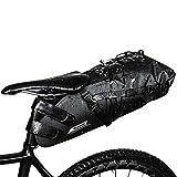 Selighting Impermeable Bicicleta Alforja Asiento Trasero Carrier Bolsas de Sillín Alforjas de Ciclismo...