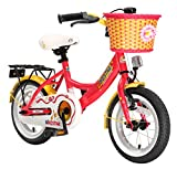 BIKESTAR Bicicleta Infantil para niños y niñas a Partir de 3 años | Bici 12 Pulgadas con Frenos | 12' Edición...