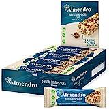 El Almendro - Barritas de Almendra a la Sal - 10 unidades. Sin Gluten, Sin Aceite de Palma, Alto Contenido en Fibra