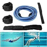 Buluri Cinturon Natacion, Cinturón de Natación Ajustable para Adultos y Niños, Swim Trainer Kit de Entrenamiento...