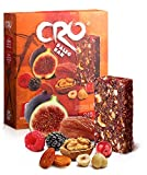 CRO PALEO BAR * Barra energética inspirada para una dieta PALEOLITICA* 100% natural * 6 x 40 g* higos secos,...