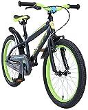 BIKESTAR Bicicleta Infantil para niños y niñas a Partir de 6 años | Bici de montaña 20 Pulgadas con Frenos |...