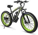 Bicicleta electrica Bicicleta eléctrica para adultos 26 '350W Bicicletas de aleación Bicicletas Terrain Men...