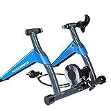 ROCKBROS Rodillo de Bicicleta Plegable de Resistencia Magnética Ciclismo Entrenamiento en Casa Carga Máxima 135KG...