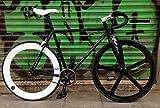 Mowheel Bicicleta Monomarcha Fixie/Single Speed Stellar Europe T-56cm