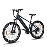 Macwheel Wrangler-600 27,5' Bicicleta Eléctrica de Montaña, Batería de Iones de Litio Extraíble 36V/12,5Ah,...