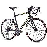Chrisson '28 Pulgadas Bicicleta de Carretera Bicicleta Reloader 2015 con 24 Velocidades Shimano Claris Carbon Hork...