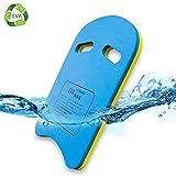 SeWooo - Tabla de natación Unisex, Ideal para niños y Adultos, para Ejercicios de natación y Entrenamiento y...