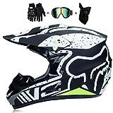 Casco de la motocicleta de motocross Cascos Cascos BMX Ciudad cascos de motocicleta Cross Cascos, niños Quad ATV...