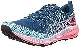 ASICS Fuji Lite 2, Zapatillas de Running Mujer, Deep Sea Teal Pure Silver, 40.5 EU