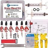 Cycobyco DOT - Kit de freno de disco de aceite para bicicleta, herramienta para Avid sram, Dode, Juicy, Hope,...