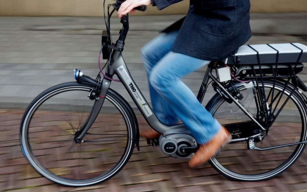 E-Bike de paseo