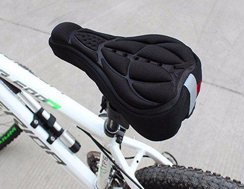 cubre asiento silicona para bicicleta