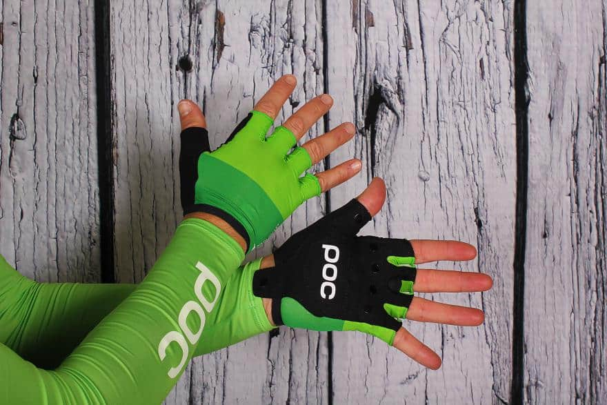 guantes para ciclistas