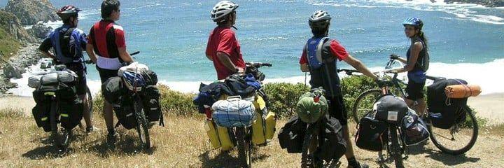 porta equipajes bicicletas de trekking