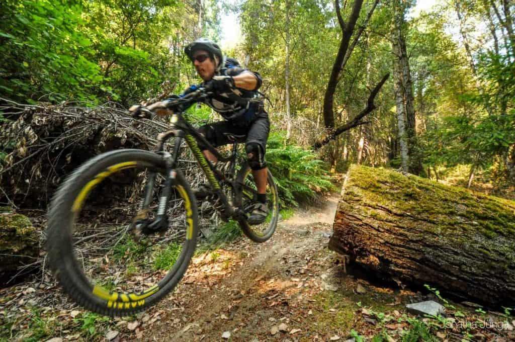 rendimiento mountain bike