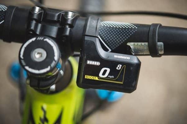 medidor de velocidad de bicicleta electrica