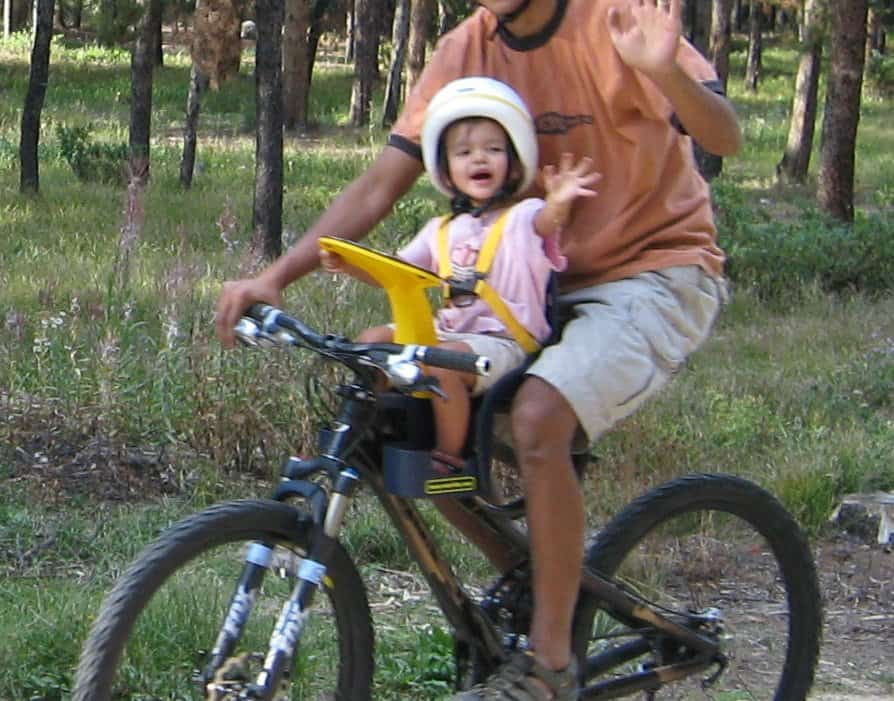 asientos para bebes bicicleta