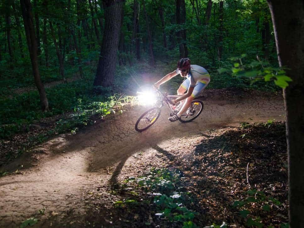 bicicletas con luces