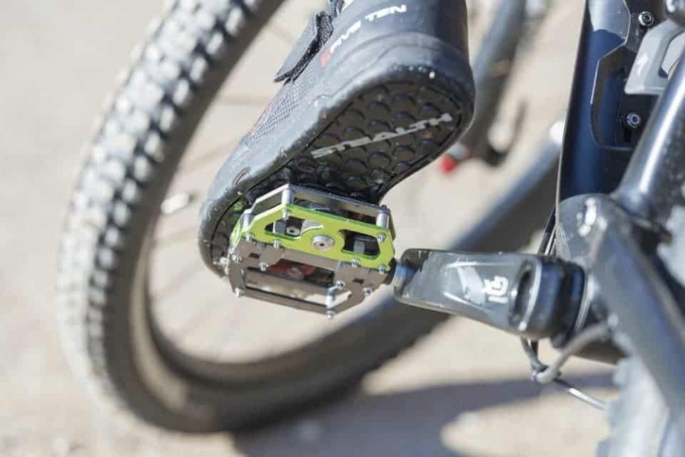 pedales bicicleta