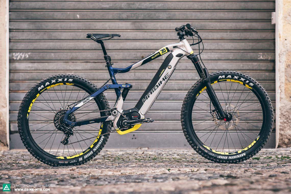 Haibike Xduro 7.0 La Mejor Bicicleta Eléctrica