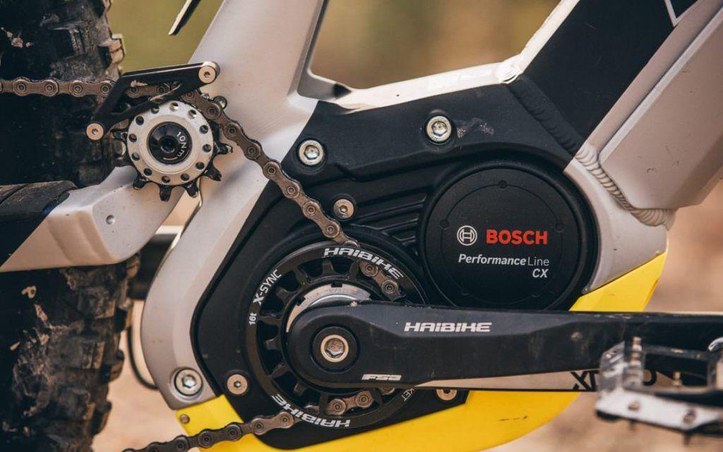 Haibike-XUDRO-AllMtn-7.0-Motor Bosch