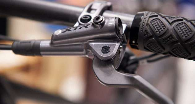 Frenos Shimano new XTR M9100 12-speed