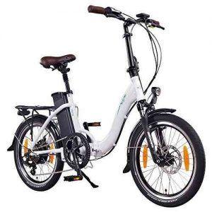 bicicleta electrica NCM Paris