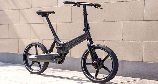 Gocycle GXi 8.0