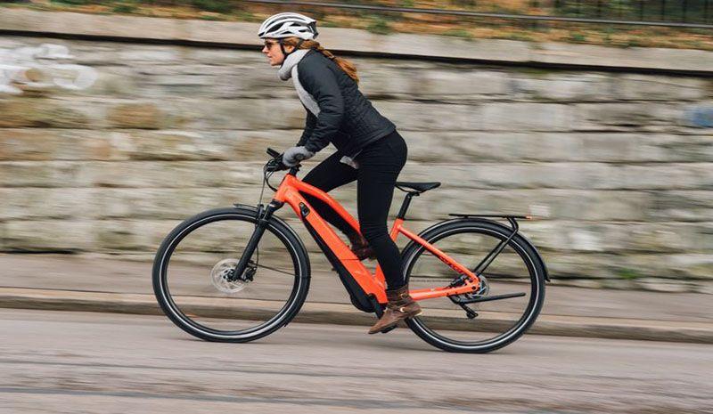 bicicletas electricas y fisico