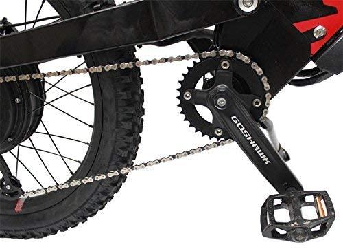 mountain bike electrica 5000 w