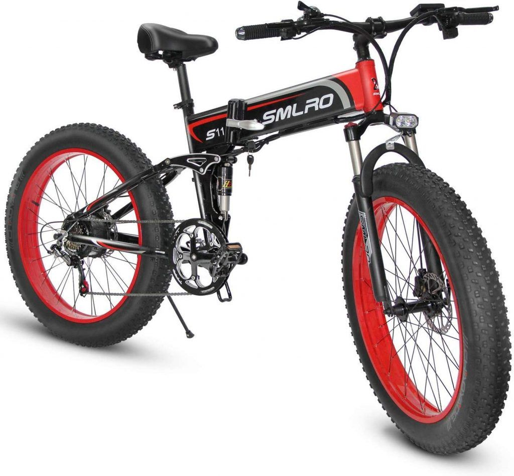 mountain bike electrica Shengmilo-MX01