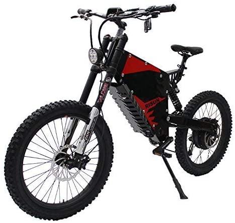 Bicicleta electrica 5000 w