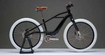 E Bike Harley